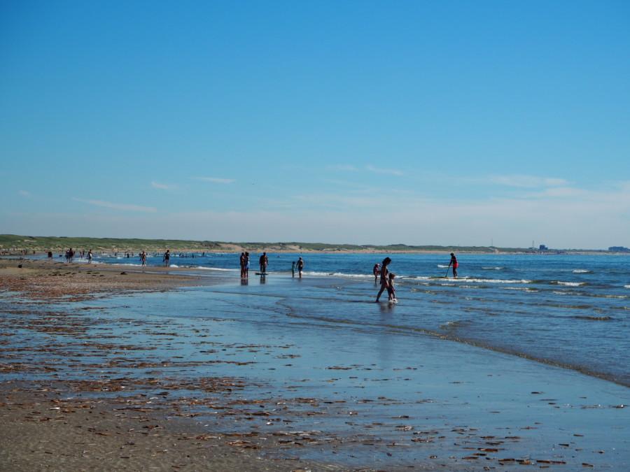 Ijmuiden aan zee strand zonder files lyllys living lifestyle - Strand zwembad zonder grenzen ...
